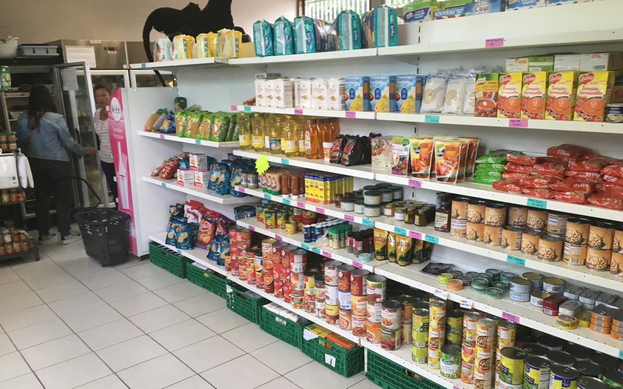 L'épicerie